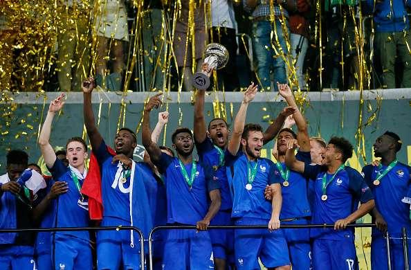 frankreich u19 liga