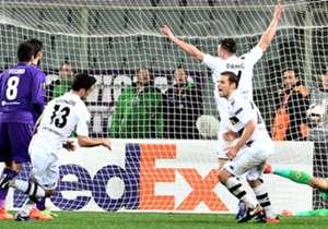 Die Gladbacher konnten das Spiel nach einen 0:2-Rückstand drehen