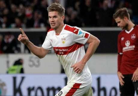 2. Liga: Stuttgart legt nach
