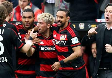 Leverkusen Tembus Tiga Besar, Pizarro Bikin Rekor
