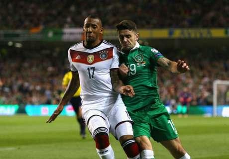 AO VIVO: Irlanda 0 x 0 Alemanha