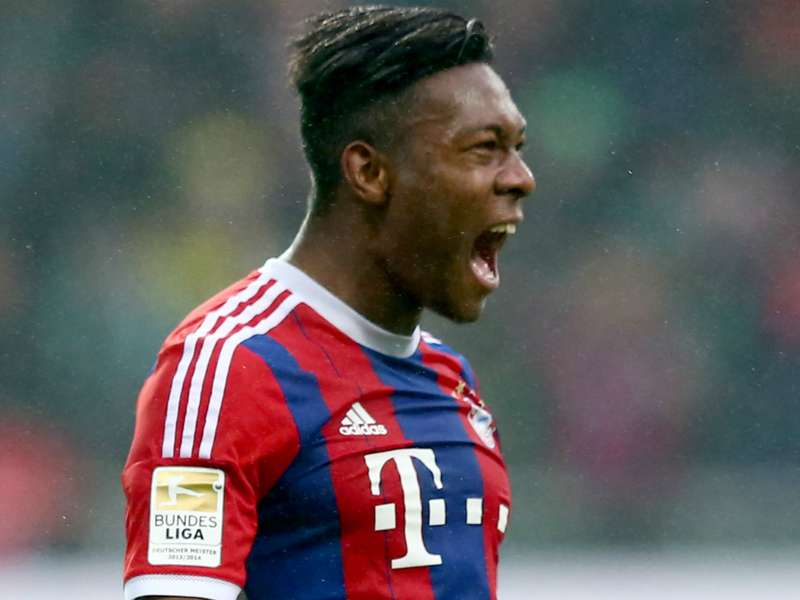 David Alaba and agent dismiss rumours of Real Madrid meeting