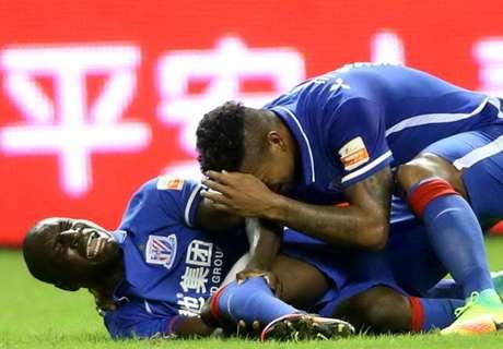Demba Ba: Verletzung ein