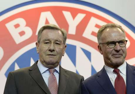 El Bayern renueva a Rummenigge