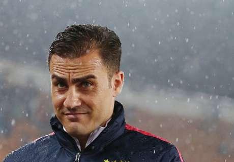 Leeds Bantah Dekati Cannavaro