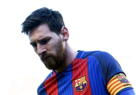 Stillstand bei Messi-Verlängerung?