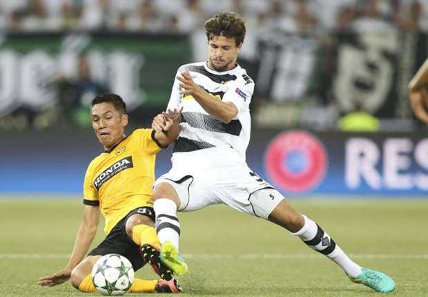 Video: Young Boys vs Borussia M gladbach