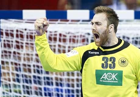 DFB-Pokal: Handballer Wolff als Losfee