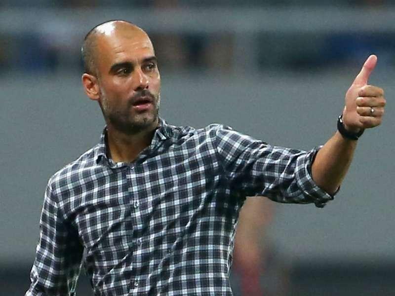 """""""Somente Messi não precisa fazer o que eu digo"""", afirma Guardiola"""