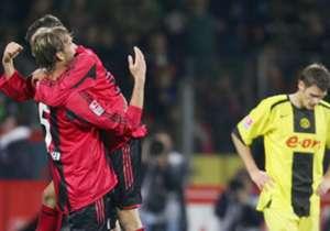 Der 34. Spieltag steht ins Haus - traditionell auch immer ein Anlass, Abschied zu nehmen von Spielern, die im Laufe der Jahre längst zum Inventar der Bundesliga gehörten. Wer seine Karriere beendet oder Deutschland den Rücken kehrt, hat Goal für Euch z...