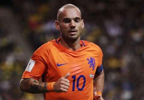 Sneijder: van Gaal?