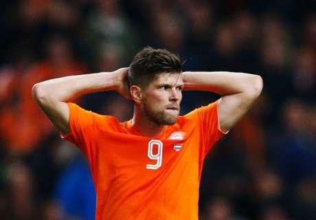 Oranje: Huntelaar vor Rücktritt?