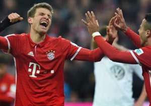 Am 14. Spieltag gewinnen die Bayern nicht nur ihre Partie deutlich, sondern sie können auch erfreut die Ergebnisse von den anderen Plätzen registrieren. Leipzig verliert erstmals, Hertha unterliegt Bremen und auch der BVB kann nicht gewinnen. Hier komm...