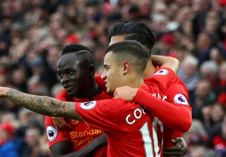 Liverpool aplastó a Watford y es líder