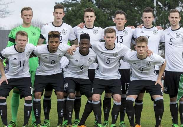 deutschland u19 nationalmannschaft