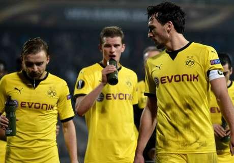 Dortmund verliert nach Albtraumstart