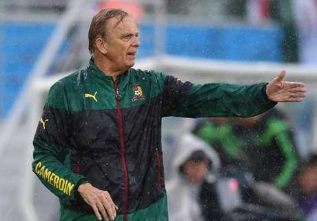 WM-Quali: Kameruns Gegner stehen fest