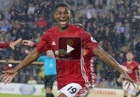 Alle EPL-Highlights: City und United siegen