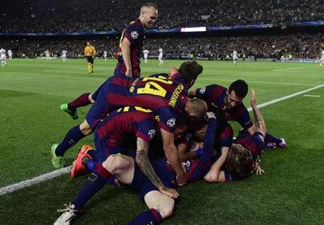 Messi-Show! Barca revanchiert sich für '13