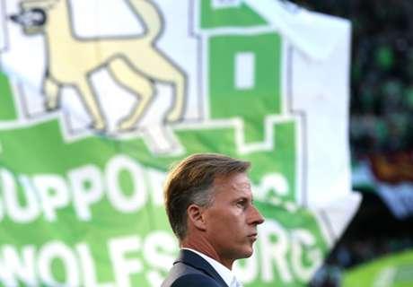 Jonker blijft trainer van Wolfsburg