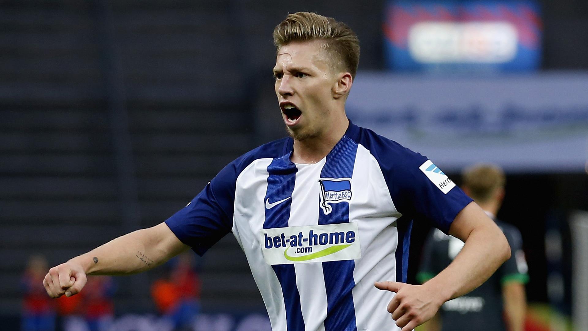 Ein Hertha-Star in Leipzig auf dem Zettel?