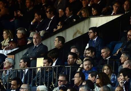 Hat Diego Simeone unerlaubt gecoacht?