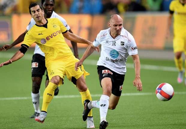 Odd vs Borussia Dortmund
