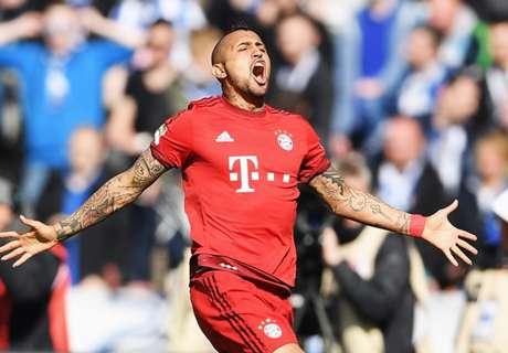 Bayern quedó a un paso del título