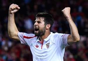 Coke spielt seit 2011 beim FC Sevilla und gewann drei Mal die Europa League