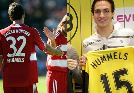 Ils ont joué à Dortmund et au Bayern