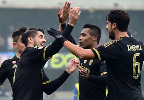 Serie A TIM: Fernduell um Platz eins