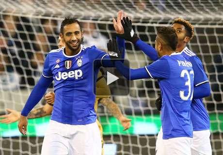 Benatia köpft Juve zum Sieg