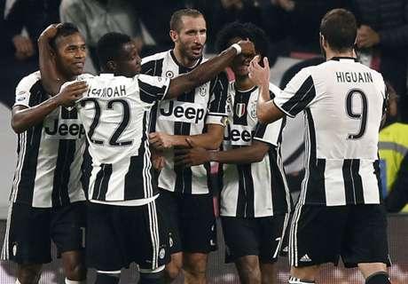 Serie A: Juve, Roma und Napoli siegen