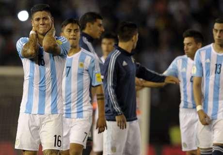 Südamerika: Argentinien unter Druck