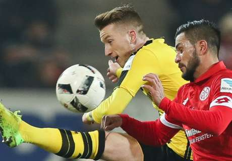 Gol Telat Bawa Mainz Redam Dortmund