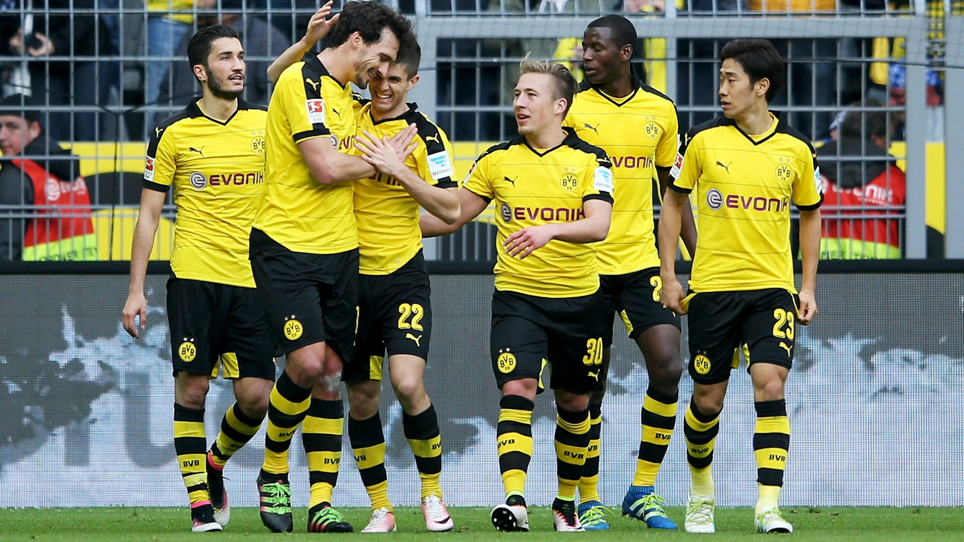 Video: Borussia Dortmund vs Hamburger SV