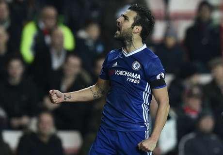 Fabregas: Bleibe bei Chelsea