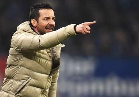 Zinnbauer träumt von der Bundesliga