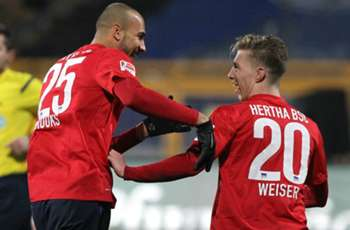 John Brooks to miss second straight match for Hertha
