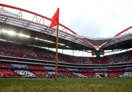 Benfica: Razzia wegen Korruption