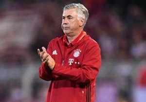 Carlo Ancelotti geht in seine erste Saison mit Bayern München