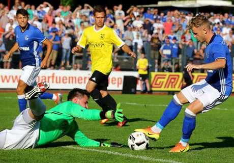13:0! Schalke im Torrausch