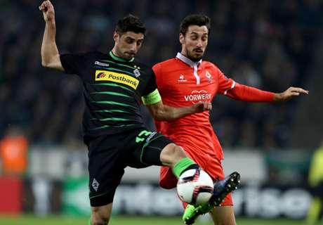 Europa League: Gladbach unter Zugzwang