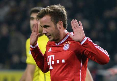 Guardiola: Gotze future not for debate