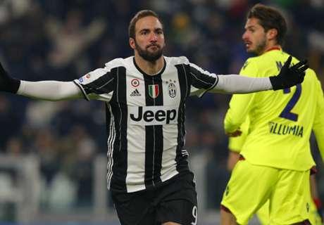 Serie A: Juve spaziert zum Sieg