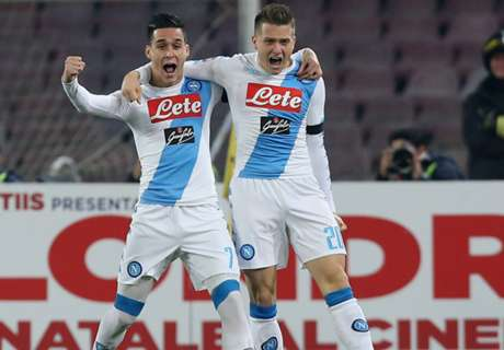 Serie A: Napoli zerlegt Inter