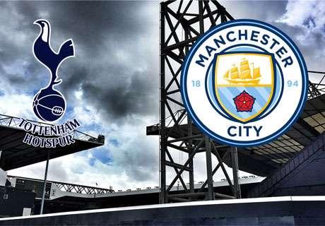 Tottenham vs. ManCity live auf DAZN