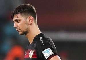 Aleksandar Dragovic spielt seit Anfang der Saison bei Bayer Leverkusen