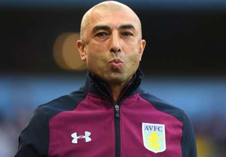 Aston Villa: Keine Geduld mit Di Matteo