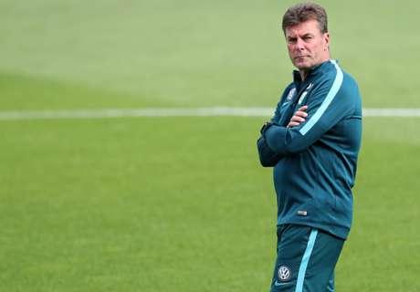 Wolfsburg se sépare de Hecking